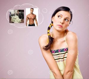 Girls really swoon for billionaires or handsome hunks?